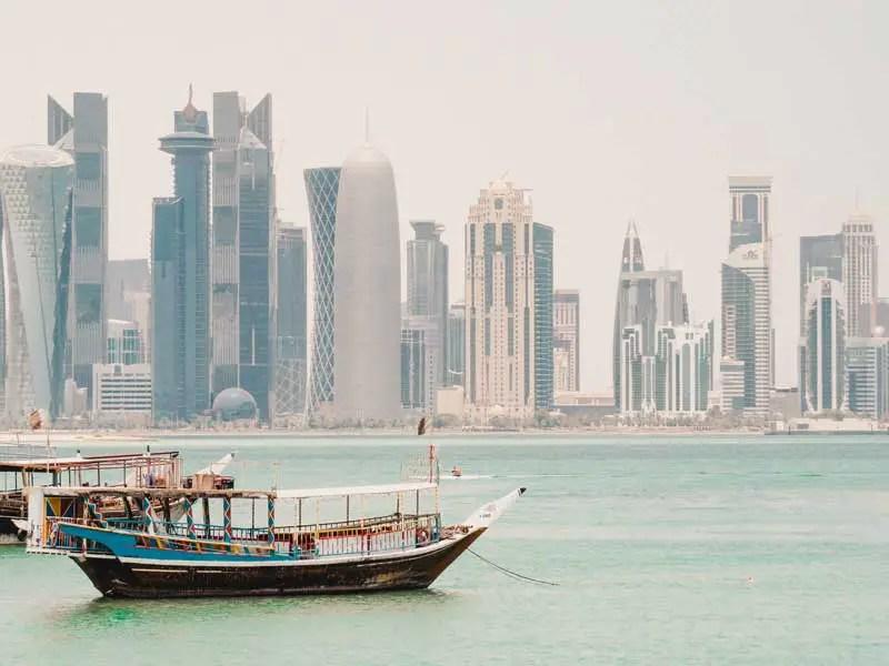 Katar in 3 Tagen – Katar Sehenswürdigkeiten – Dhau Boote