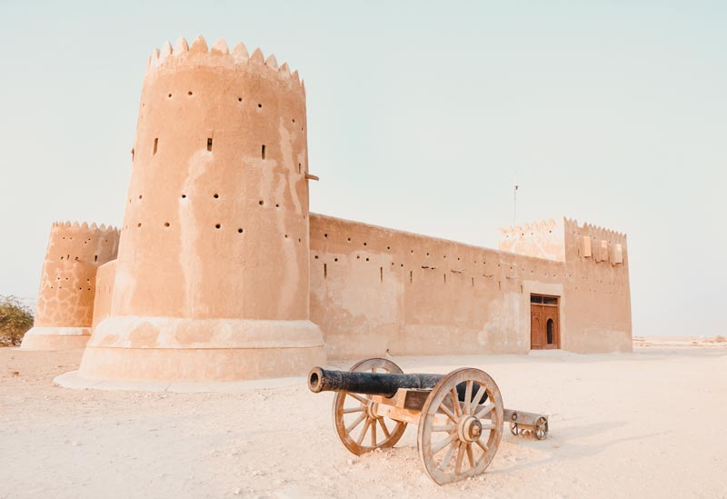 Katar in 3 Tagen – Katar Sehenswürdigkeiten – Al Zubarah