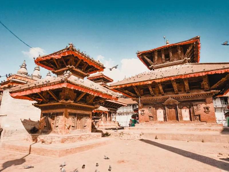 Kathmandu Sehenswürdigkeiten Durbar Square