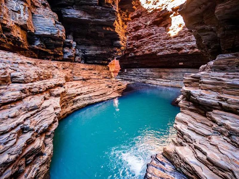 Westküste Australien Karjini