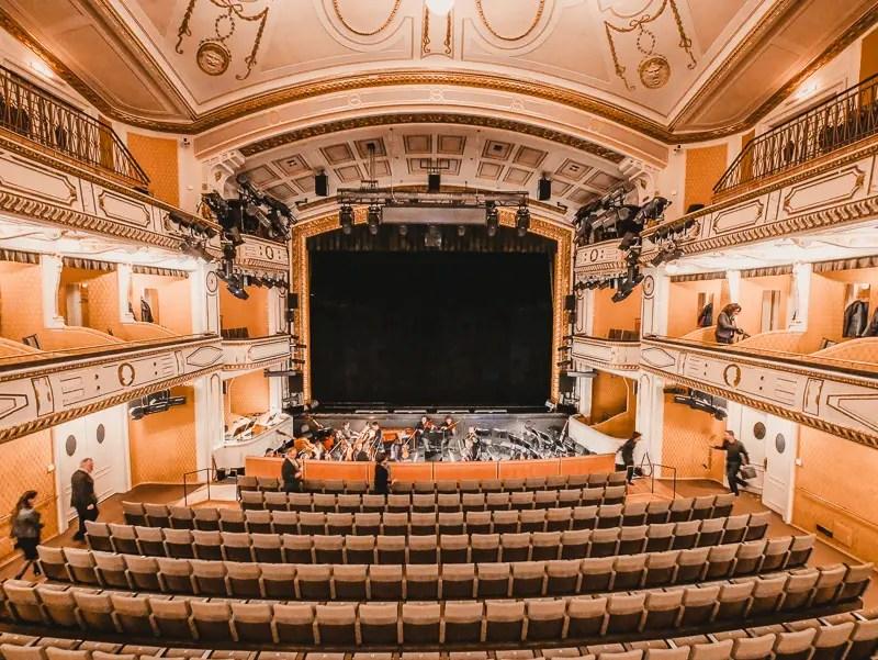 Staatstheater Oper – Klagenfurt Sehenswürdigkeiten