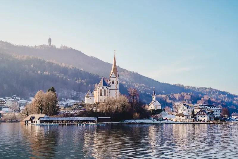 Maria Wörth Wörthersee Velden – Klagenfurt Sehenswürdigkeiten