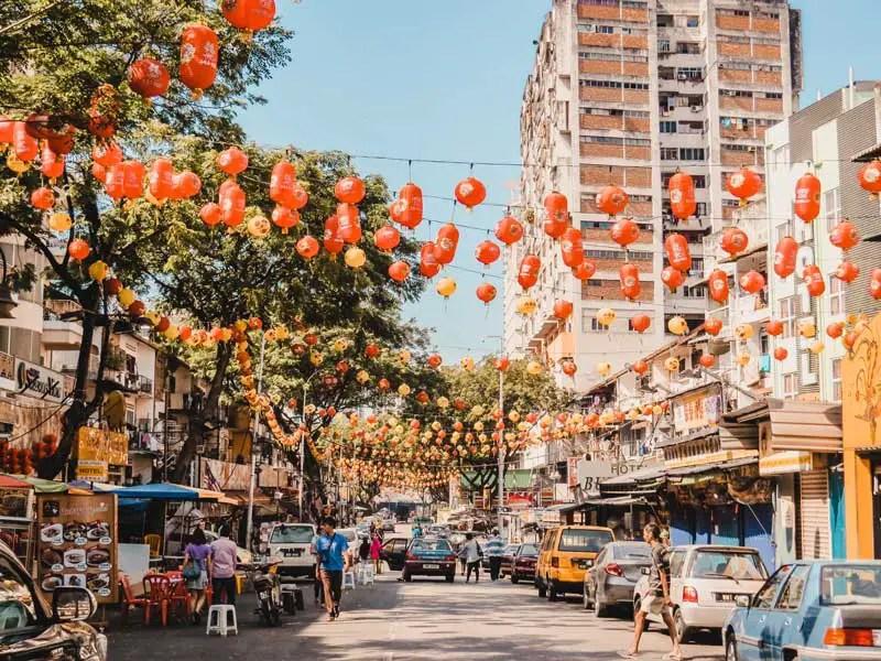 Chinatown – Kuala Lumpur Sehenswürdigkeiten und Highlights in 2 Tagen