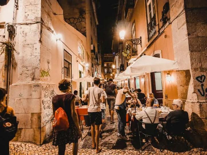 Bairro Alto – Lissabon Sehenswürdigkeiten