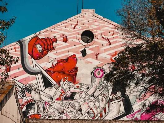 Lx Factory – Lissabon Sehenswürdigkeiten