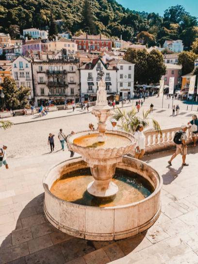 Sintra – Lissabon Sehenswürdigkeiten