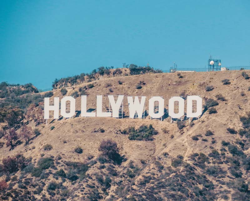 Hollywood Sign – Los Angeles Sehenswürdigkeiten