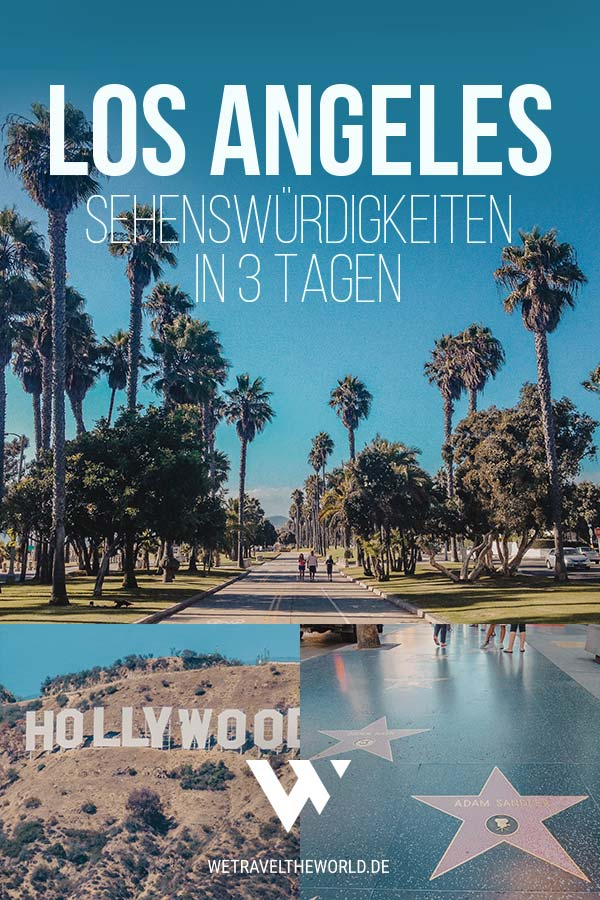Top attracties en reistips in Los Angeles - In 3 dagen #usa #Californië #Tourbestemmingen # Reistips