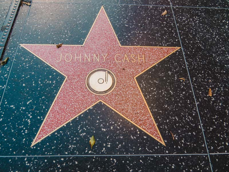 Walk of Fame - Attracties in Los Angeles