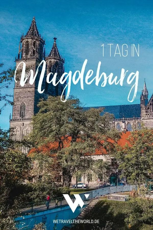 De mooiste bezienswaardigheden van Magdeburg voor een dag in Magdeburg # citytrip #Duitsland