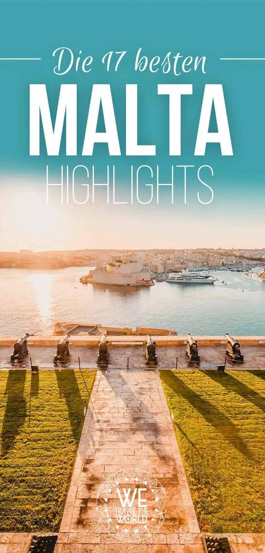Die schönsten Malta Highlights
