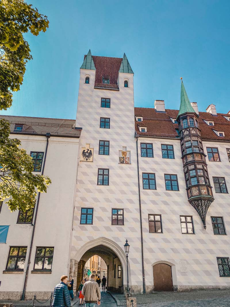 Alter Hof München
