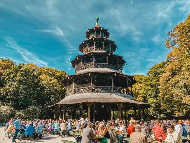 Englischer Garten – München Sehenswürdigkeiten