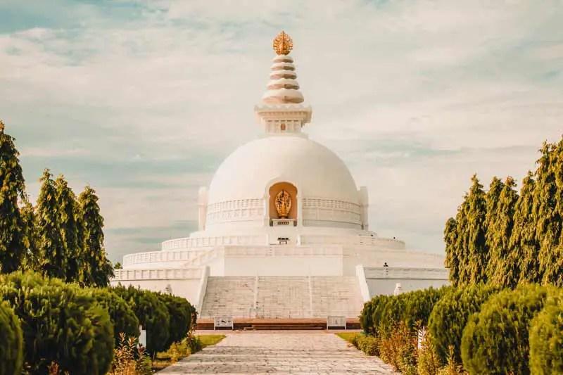 Nepal Sehenswürdigkeiten Lumbini