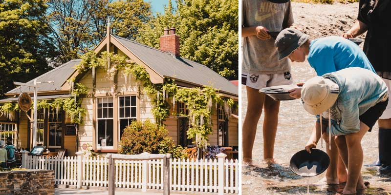 Neuseeland Südinsel Highlights Arrowtown