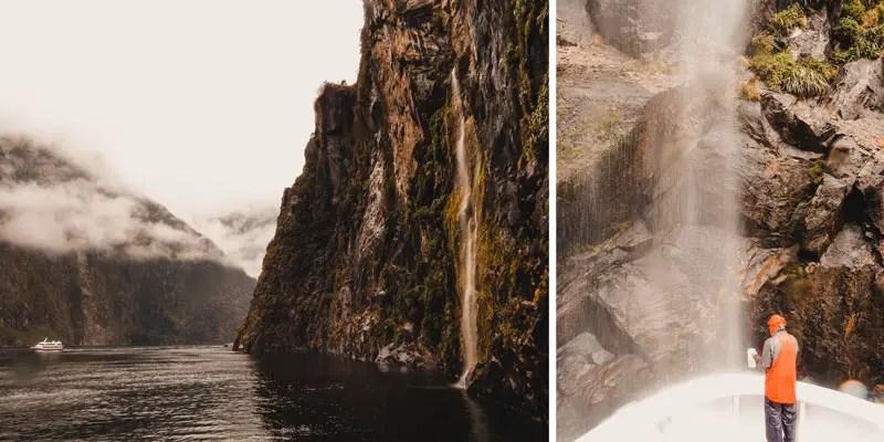 Neuseeland Südinsel Highlights Milford Sound