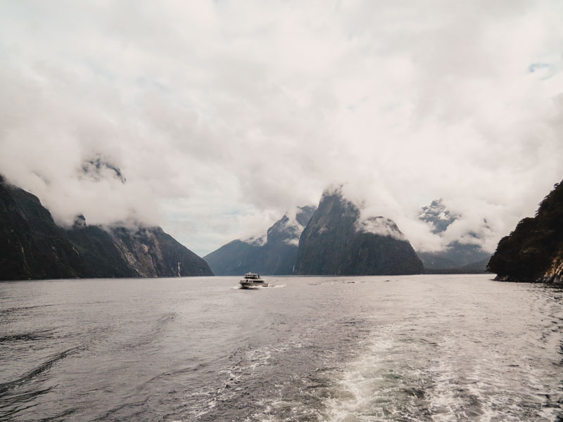 Neuseeland Südinsel Highlights Milford Sound