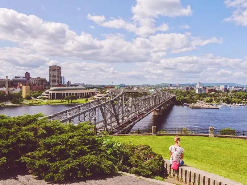 Nepean Point Ottawa Sehenswürdigkeiten