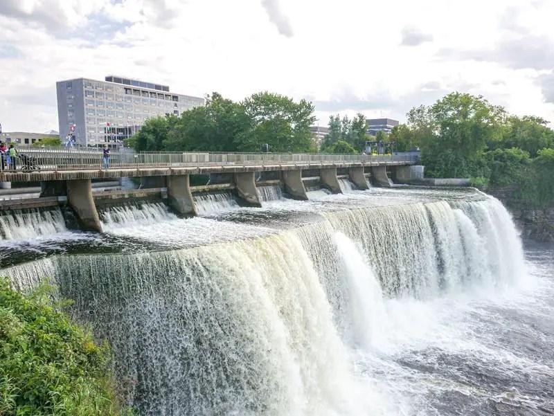 Rideau Falls Ottawa Sehenswürdigkeiten