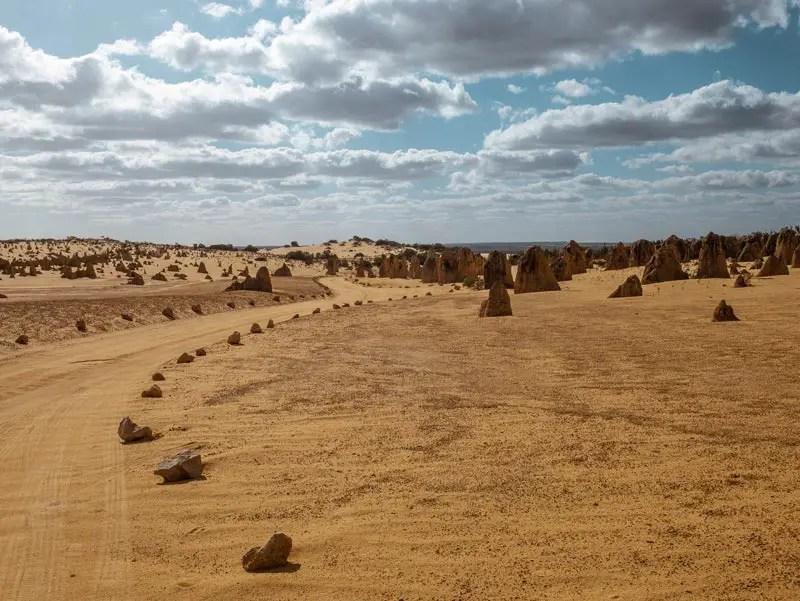 Westküste Australien Tipps: Pinnacles