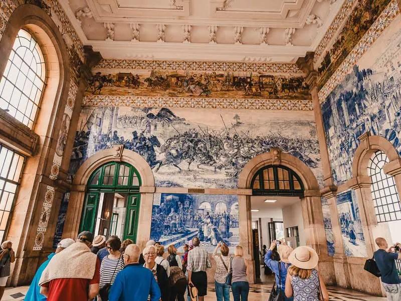 Bahnhof – Porto Sehenswürdigkeiten, Reisetipps & Highlights