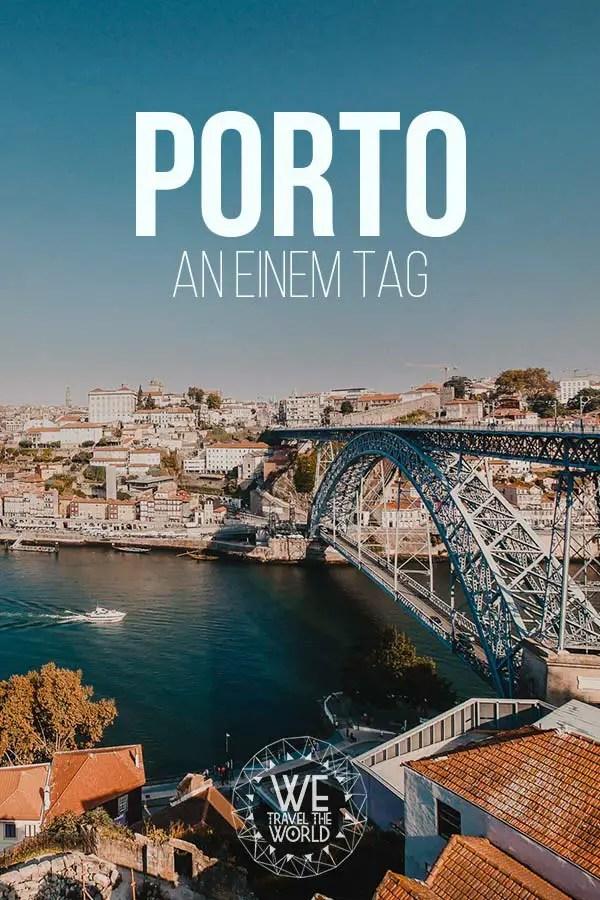 Porto Sehenswürdigkeiten, Reisetipps & Highlights – Porto an einem Tag #reiseziele #portugal