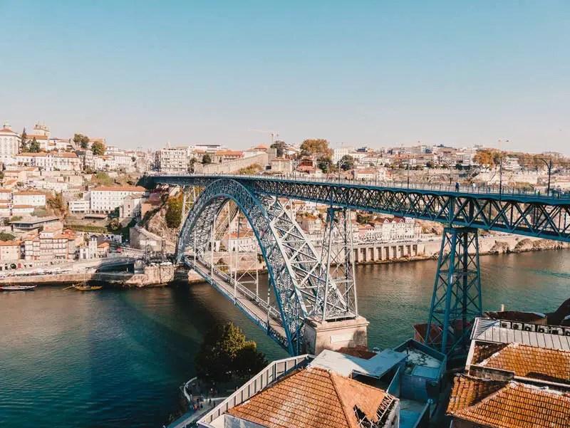 Ponte Dom Luis – Porto Sehenswürdigkeiten, Reisetipps & Highlights