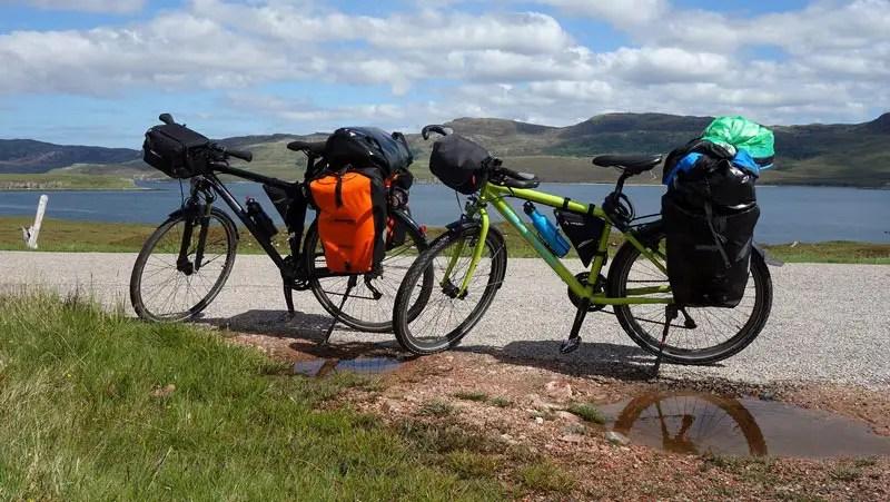 Radtour Schottland