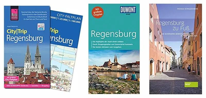 Reisefuehrer Regensburg
