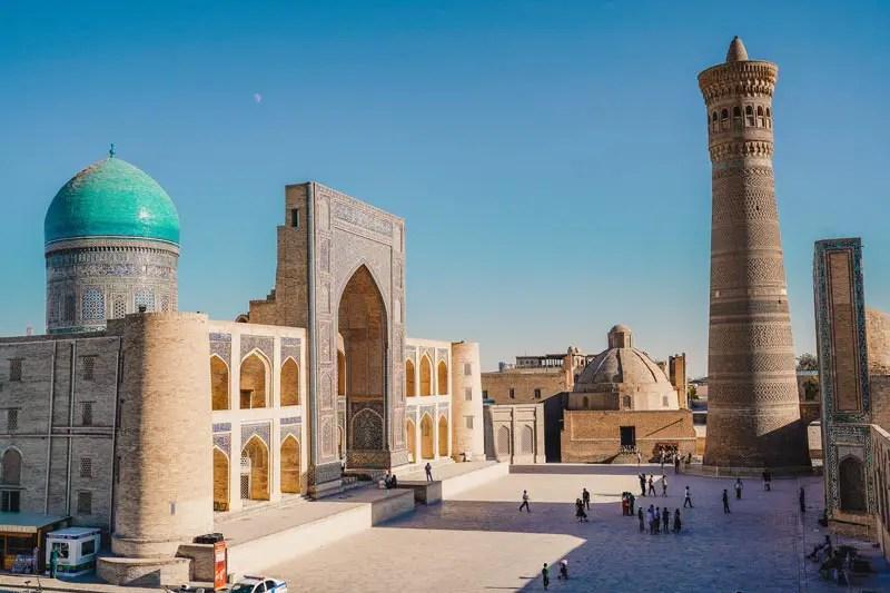 Usbekistan – Reisetipps 2020 – Reiseziele 2020