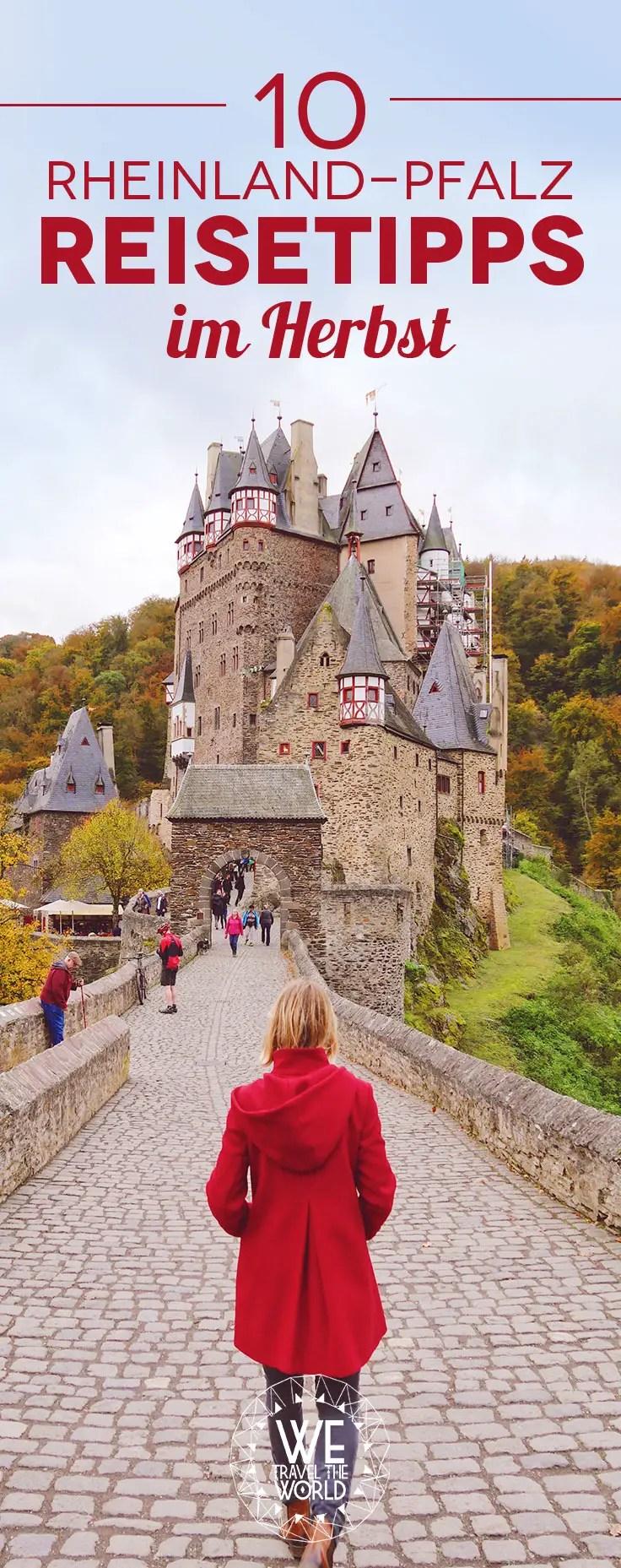 Reisetipps Rheinland-Pfalz