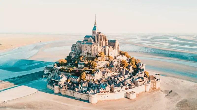 Reiseziele August Frankreich