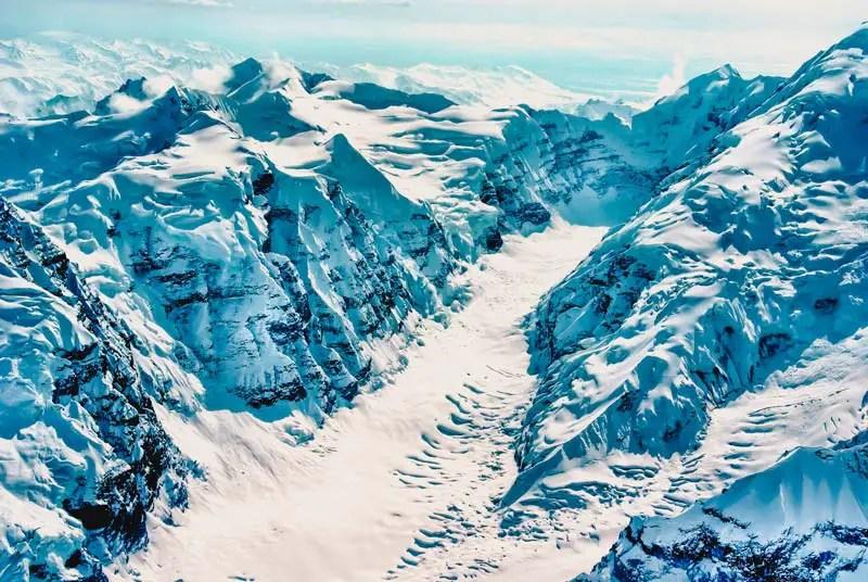 Reiseziele Dezember Alaska