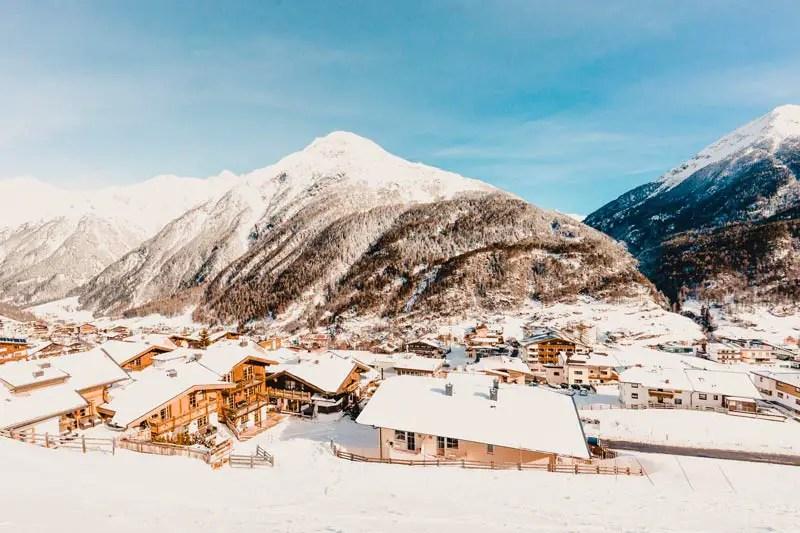Reiseziele Dezember Österreich