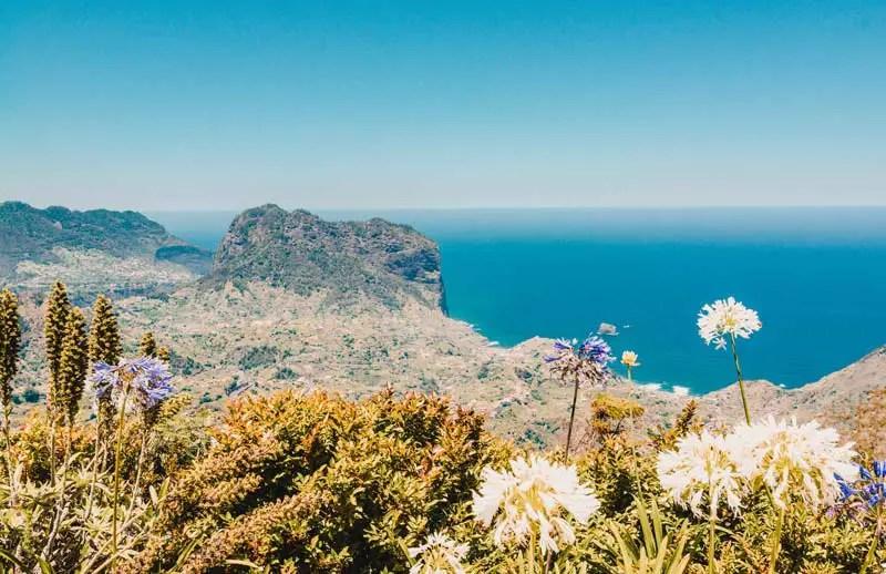 Reiseziele im Februar Madeira