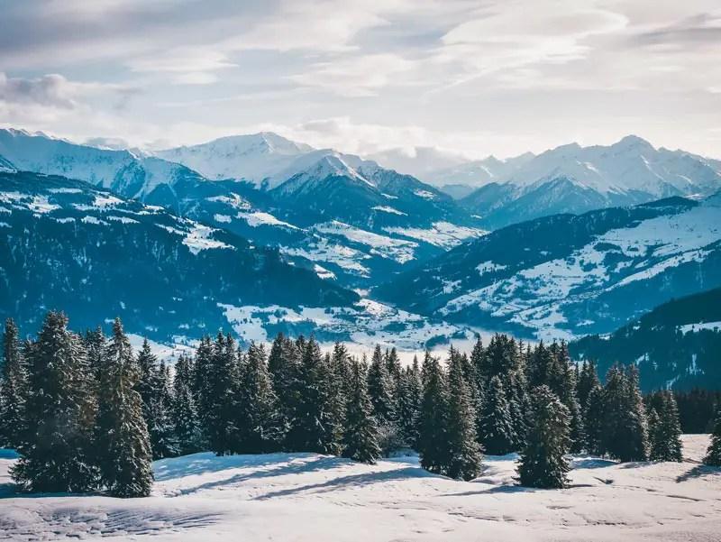 Reiseziele Februar Schweiz