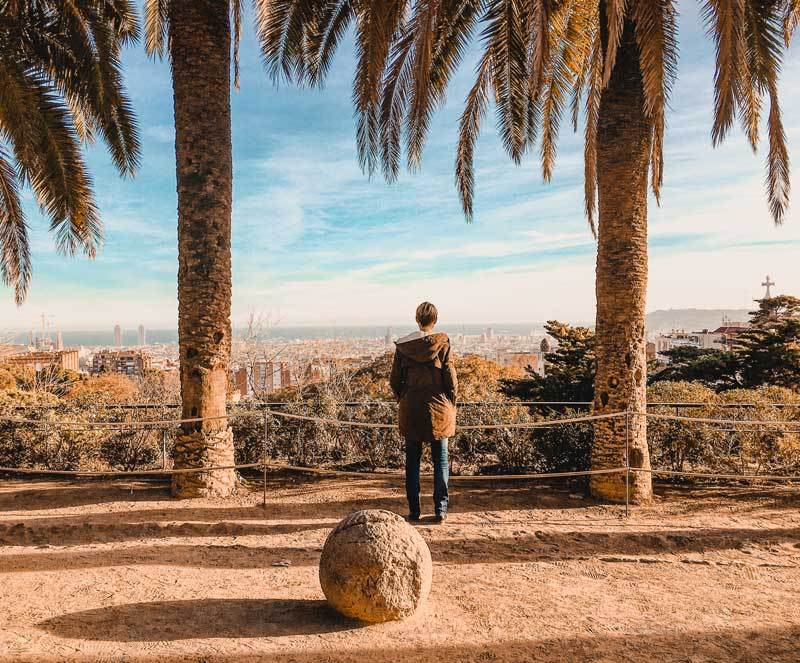 Reiseziele Frühling Barcelona