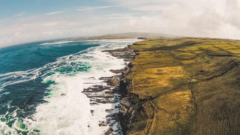 Reiseziele Frühling Irland