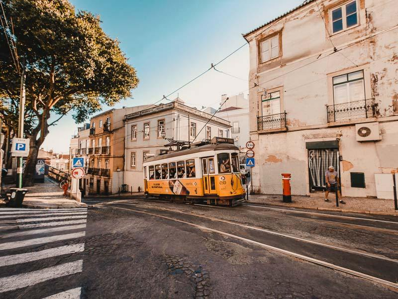 Reiseziele Frühling Lissabon