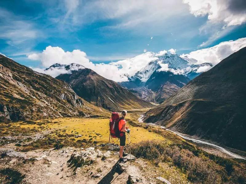 Reiseziele Frühling Nepal