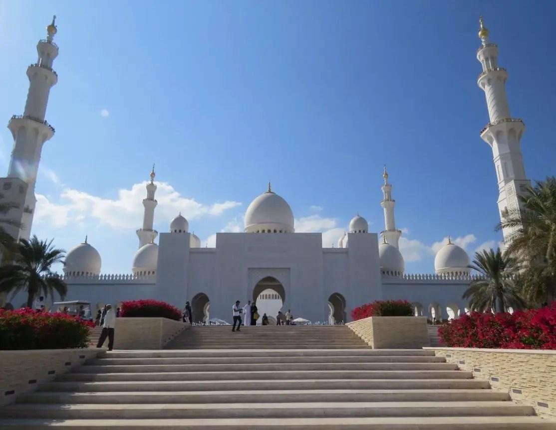 Reiseziele Januar Abu Dhabi