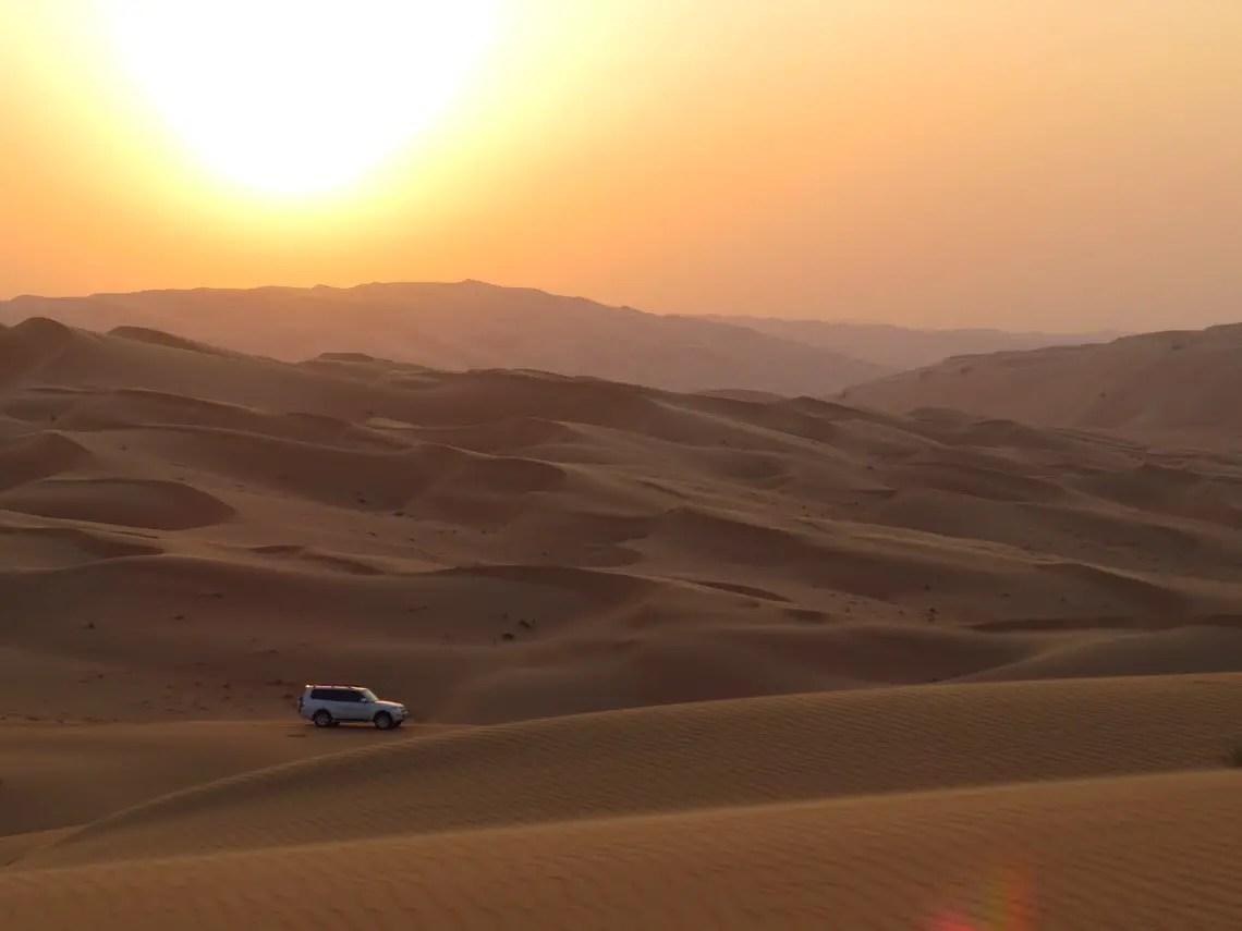 Reiseziele Januar Dubai