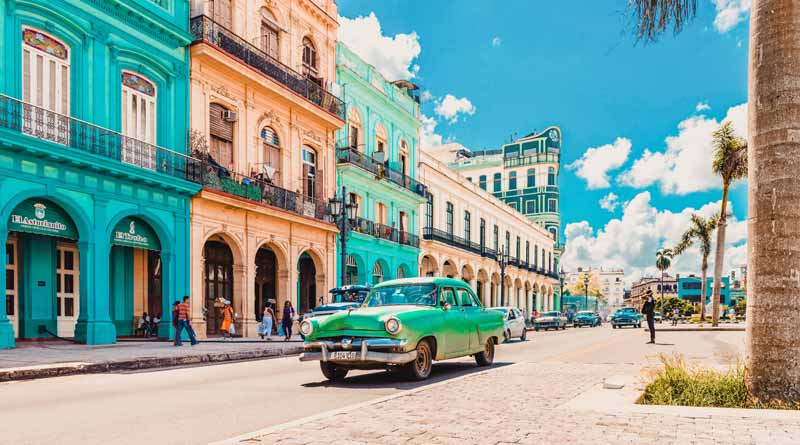 Reiseziele Januar Kuba