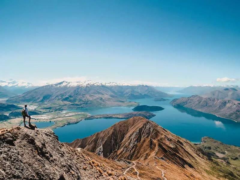 Reiseziele Januar Neuseeland