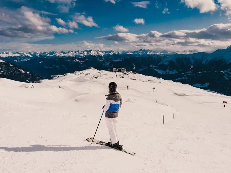Reiseziele Januar Schweiz