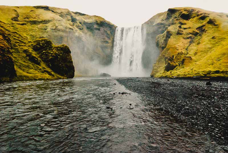 Reiseziele Juli Island