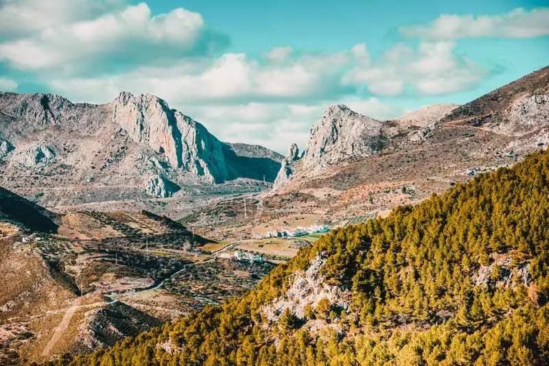 Reiseziele Juni Andalusien