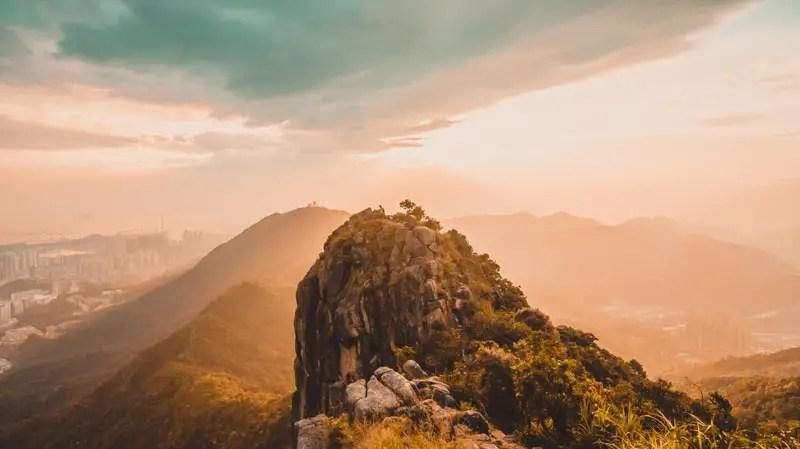 Reiseziele März Hongkong