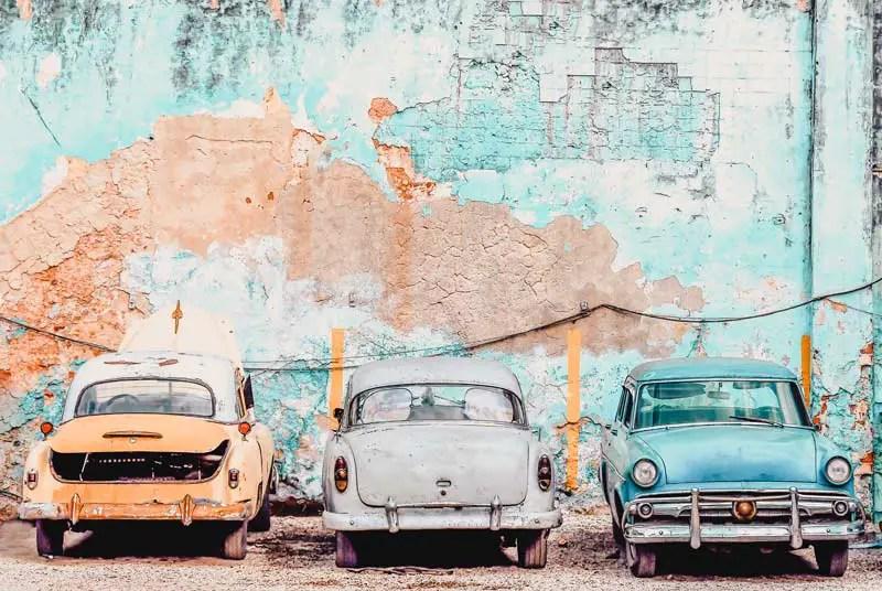 Reiseziele März Kuba
