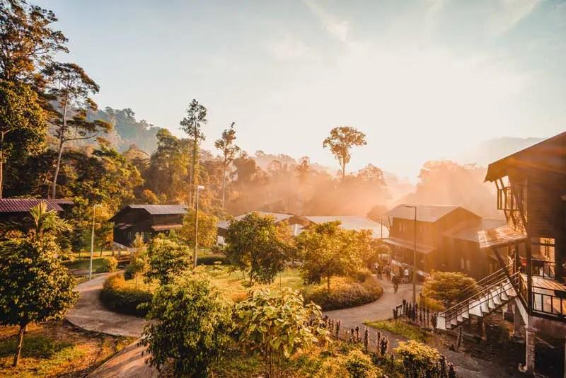 Reiseziele März Malaysia